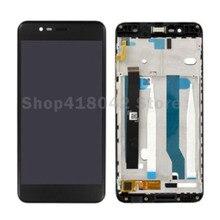 Para Asus Zenfone 3 Max ZC520TL LCD Pantalla + Touch Screen Digitalizador Asamblea Con Marco Libre Del Envío