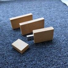 Новые деревянные разложению древесины USB 2,0 Memory stick флэш-накопитель (Пользовательские личный логотип)