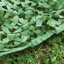 1.5X2M Green Blue Military Camouflage Net Sun Shelter Decoration Hunting Camo Netting Outdoor Camping Car-covers Training Tent