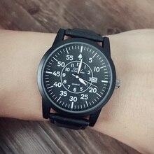 luxury brand quartz watch Casual Fashion Leather watches reloj masculino men watch Waterproof Wristwatch Sports Watches