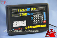 Sale 2Axis digital readout DRO for milling lathe machine with high precision linear scale / linear encoder/ linear ruler optical