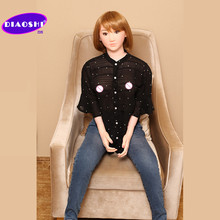 DIAOSHI Seamlessly Thickened Leggy Blonde Inflatable Sex Doll Tits Can Be Filled With Water Vaginal Built-in Vibrator Sex Toys