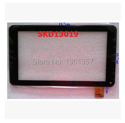 Новый оригинальный 7 дюймов tablet емкостной сенсорный экран SKD13019 бесплатная доставка