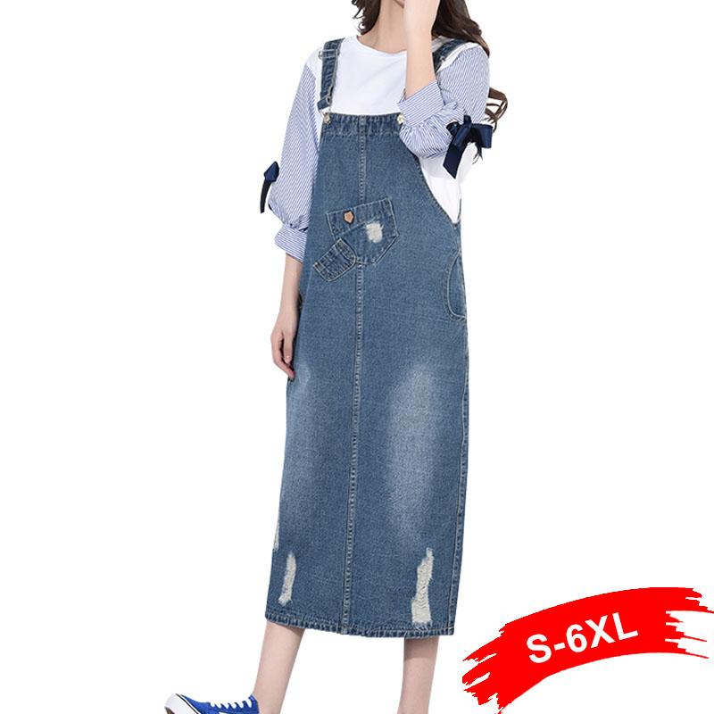 8ed06acfbeb13 Buy jeans skirt braces women and get free shipping on AliExpress.com