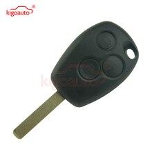 Clio Modus Twingo Kangoo remote key 3 button 434Mhz VA6 blade for Renault