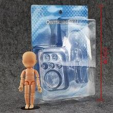 1pcs Obitsu BODY KUN pale Orange color Ver PVC Action Figure Collectible Model font b Toy