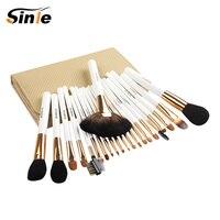 Professional Makeup Brushes Set High Quality 22 Pcs Makeup Tools Kit Premium Full Function Blending