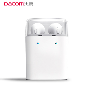 Dacom 7s-auriculares, inalámbricos verdadero Bluetooth 4,1, auriculares estéreo TWS para iPhone 7, auriculares gemelos para teléfono inteligente