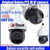 Original English Dahua Auto Tracking PTZ IP Camera 4Mp PTZ Full HD 30x Network IR PTZ