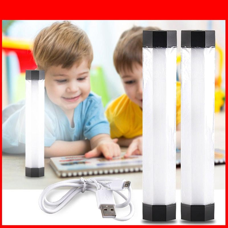 Waterproof LED Outdoor Light Portable SOS Emergency Light USB Rechargeable Lamp Camping Light For Outdoor/Indoor