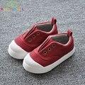 Meninos do bebê Primeiro Walker Sapatos Meninas Lona Sapatos Casuais Crianças Respirável Tênis Sapatas Dos Miúdos Dos Esportes C180