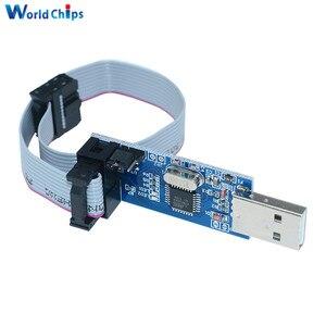 Image 4 - AVR ATMEGA16 Hệ Thống Tối Thiểu Ban ATmega32 Ban Phát Triển + USB ISP USBasp Lập Trình Viên ISP ATTiny 51 Mô đun