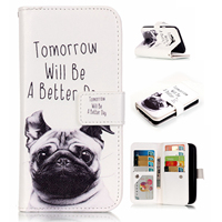 J5 Case 9 Card Holder Wallet Cases For Samsung Galaxy J5 SM J500F J500H Luxury PU