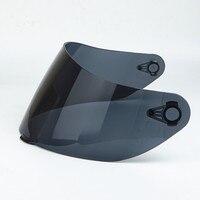 AGV K3SV K5 Motorcycle Helmet Replacement Face Shield GT2 Full Face Helmet Visor Windscreen For K