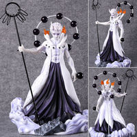 Free Shipping 10 Naruto Shippuden Anime Uchiha Obito Ootutuki Ver. Boxed 24cm PVC Action Figure Collection Model Doll Toy Gift