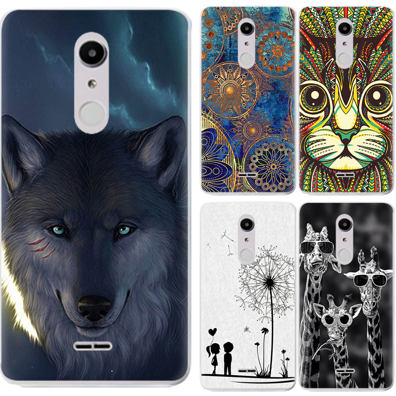 Phone <font><b>Case</b></font> For <font><b>Alcatel</b></font> <font><b>A3</b></font> <font><b>XL</b></font> 9008I 6-inch Cute Cartoon High Quality Painted TPU Soft Silicone Skin Back Cover Shell image