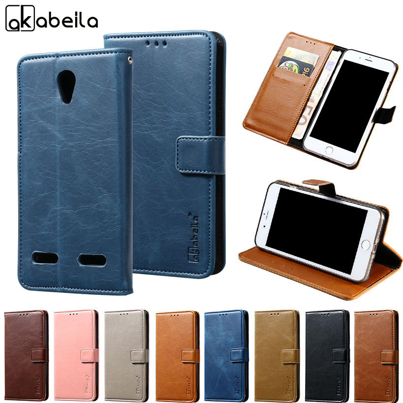 Aliexpress com : Buy AKABEILA PU Leather Wallet Case For ZTE Blade A320  Case Flip Cases For ZTE A320 Cover Coque With Card Pocket A 320 5 5 INCH  from
