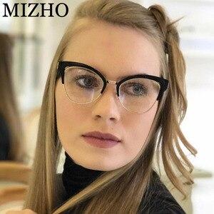 Image 1 - الكمبيوتر نظارات واضح مكافحة الإشعاع الإشعاع الأشعة الصبي المتشرد إطار نظارات شمسية البصرية الأنظف مكافحة نظارات الضوء الأزرق النساء القط العين