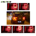 LED Car Left Turn Signal Tail Light Rear Reversing Brake Light Day Running Lamp 3400LM for European 2007-2016 Jeep Wrangler JK