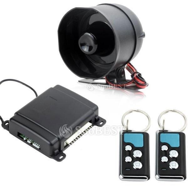 RGL-016 Car Alarm System Car Antitheft Alarm