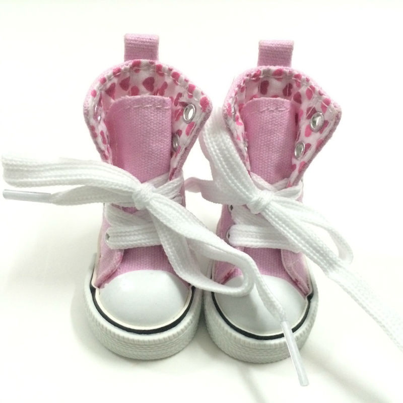 6CM Toy Boot BJD Doll Shoes for Paola Reina Dolls 1 3 BJD Doll Footwear Sports