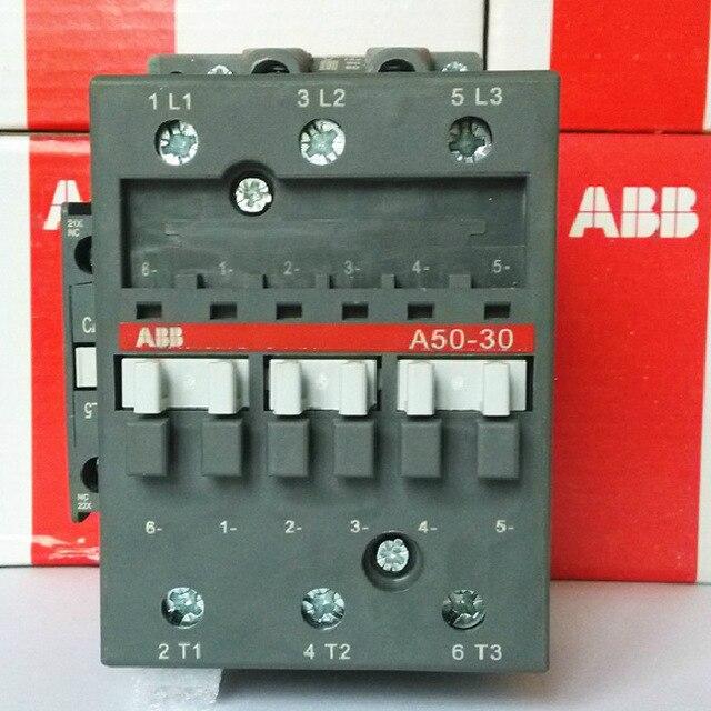 ABB schütz (CJX7) AC schütz A145 30 11 120a 145a 220 v 380 v in ABB ...