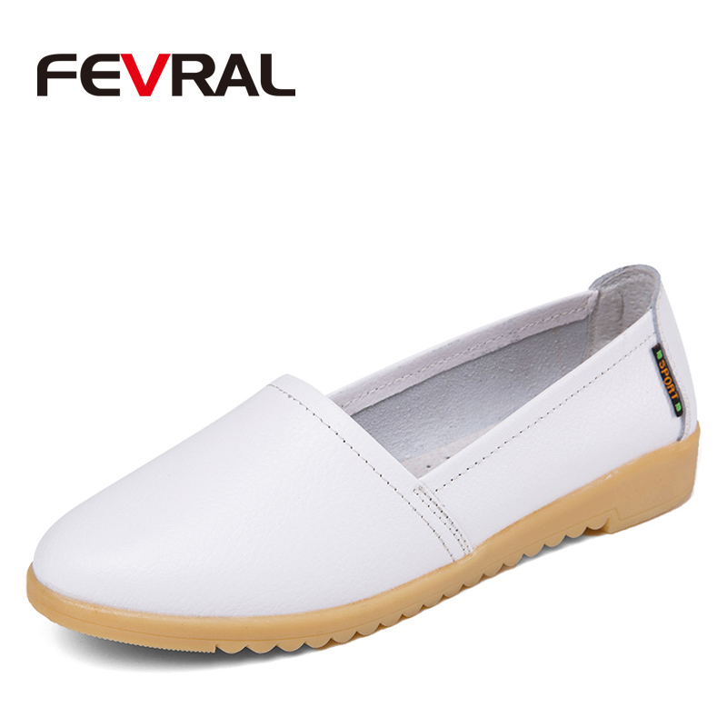 FEVRAL 2018 New Spring & Autumn Fashion Woman Flats Leather Pointed Toe Flats Woman Casual Shoes Oxford With Sewing Flats Shoes lovexss casual oxford shoes fashion metal decoration shallow shoes black purple genuine leather flats woman casual oxford shoes