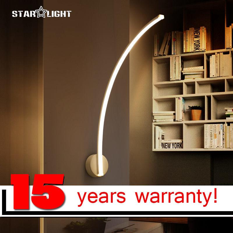 B-101 LED Arc wall lamp 16W LED Indoor corridor Wall Lamp Modern ...