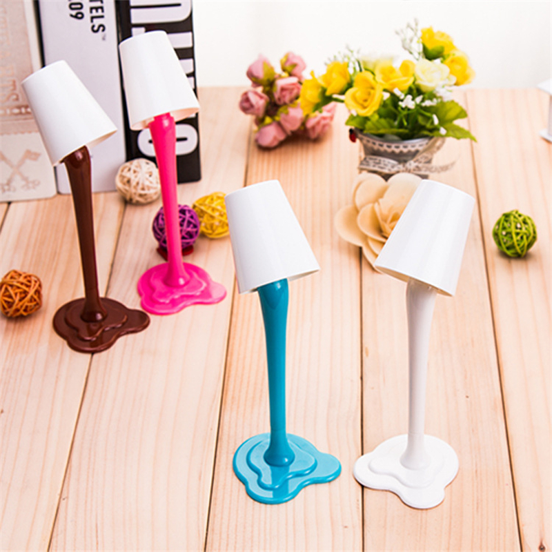 B30 creative lamp night light plastic ball point pen lovely other interesting pen for students Exquisite office supplies
