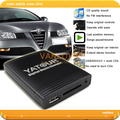 YATOUR Digital Music Changer AUX SD USB MP3 Adapter for Alfa Romeo 147 156 159 Brera GT Spider MiTo