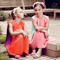 2016 New Girls Cinderella Dresses Children Snow White Princess Dresses Rapunzel Aurora Kids Party Halloween Costume Clothes 2