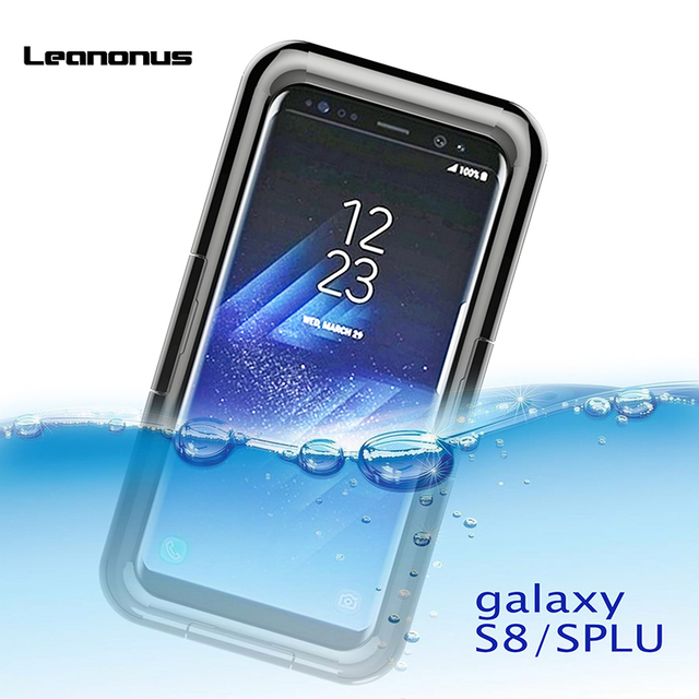 best sneakers f07d2 a5a6b US $8.32 26% OFF|For Samsung Galaxy Note8 S8 Plus Super Waterproof Diving  Shock Resistant Cover Phone Case For Samsung S8 S8+ Note 8 Hybrid Bag-in ...