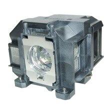 ELP67 V13H010L67 для Epson EB-W12 EB-X02 eh-tw480 EB-X11 EB-X12 EB-X14 EX3210 EX5210 проектор лампа с Корпус