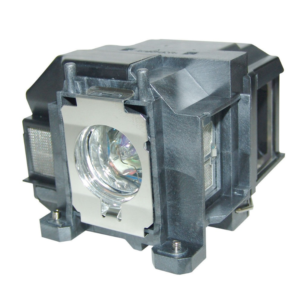 ELP67 V13H010L67 pour Epson EB-W12 EB-X02 eh-tw480 EB-X11 EB-X12 EB-X14 EX3210 EX5210 Lampe De Projecteur Ampoule Avec Logement
