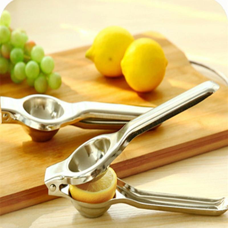 Manual Orange Juice Machine Stainless Steel Lemon Juicer Orange Squeezer Kitchen Accessories Cooking Tool
