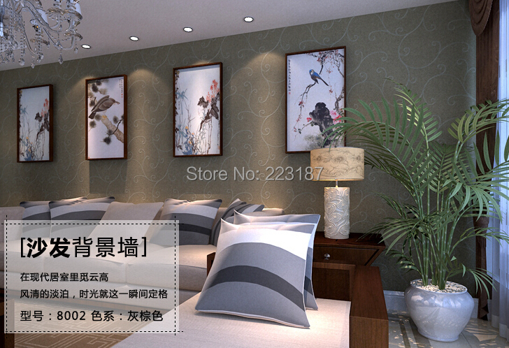 496 House Ornamentation Fashionable decoration 10m*53cm non-woven wallpaper baby kids children bedroom wall sticker home decor plastic standing human skeleton life size for horror hunted house halloween decoration
