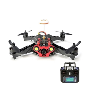 Racer 250 FPV Drone with I6 2.4G 6CH Transmitter HD Camera Racing RC Drone Quadcopter