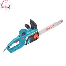 Electric chain saw CS9-405 handheld chain saw wood power tool logging woodworking equipment electric chain saw 220V 1600W 1PC
