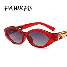 PAWXFB Trendy Italy Brand Designer Square Sunglasses Unisex High quality Luxury Eyeglasses Occhiali da sole Shades