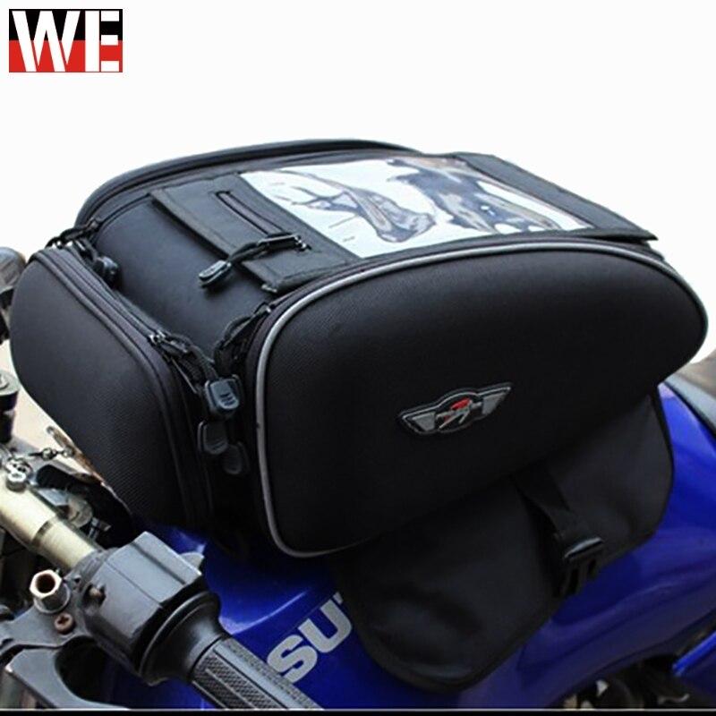 PRO BIKER waterproof Motorcycle bag Tank luggage moto case magnetic suck oil tank hand bag helmet