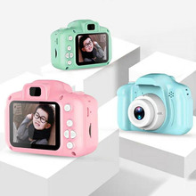 2 Inch Full HD Children Digital Camera Creative Camcorder with 4 Photo Frames fo