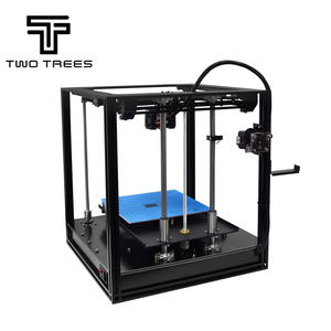 Image 4 - שני עצי 3D מדפסת גבוהה דיוק ספיר S CoreXY אלומיניום פרופיל מסגרת גדול אזור ערכת Core XY מבנה אוטומטי פילוס