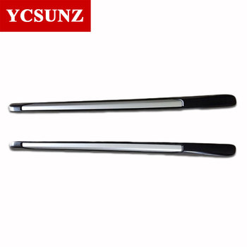 2016-2019 Decorative Roof Rails For Toyota Hilux Revo Accessories Silver Roof Rails Rack Carrier Bars For Toyota Hilux Ycsunz 180sx led ヘッド ライト