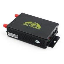 Кобан GPS 105a tk105a GSM сигнализация автомобиля фунтов GPRS SMS Отслеживание GPS satelites автомобиля GPS трекер Батарея мониторинга