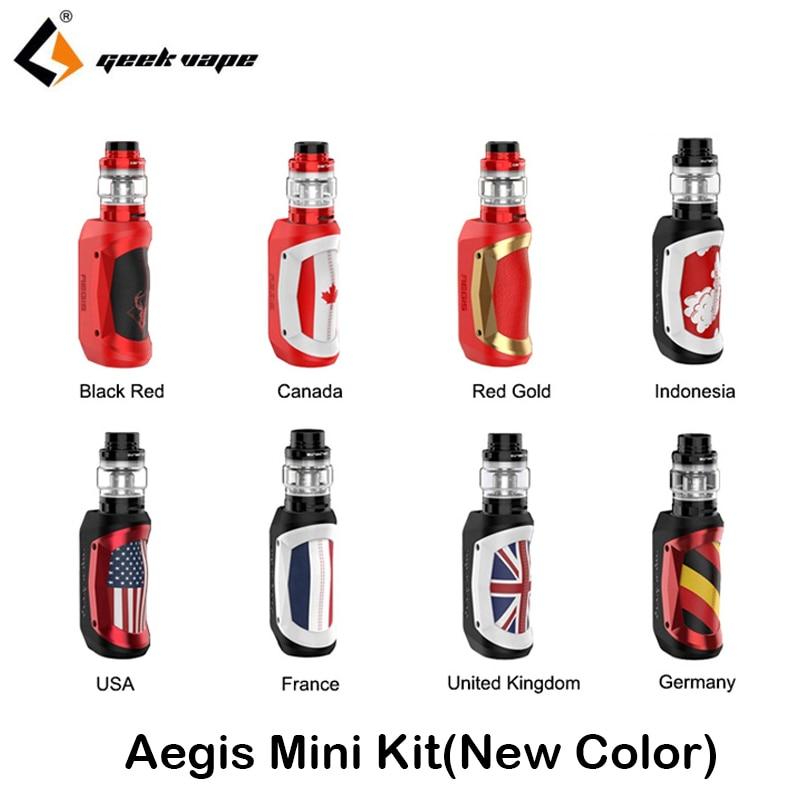 купить электронные сигареты Geekvape Aegis Mini Kit Christmas