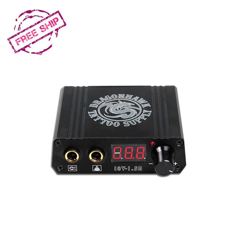 Professional Tattoo Power Supply Digital Permanent Tattoo Power For Makeup Machine Tattoo Mini Power Supply