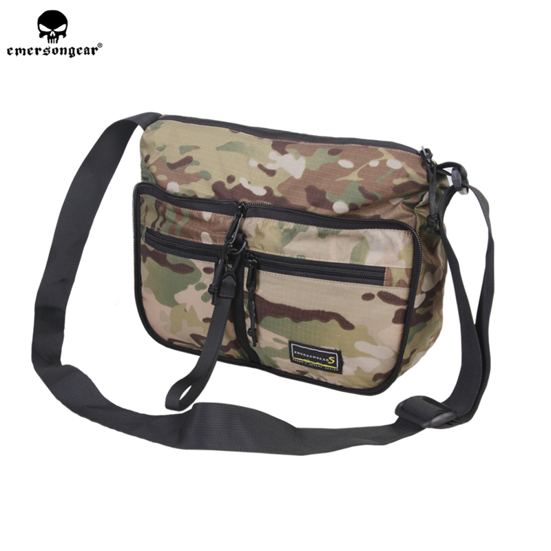 Emerson emersongear sac de randonnée pliable Camping léger sac de sport de plein air en Nylon épaule randonnée Trekking Camo Multicam sac