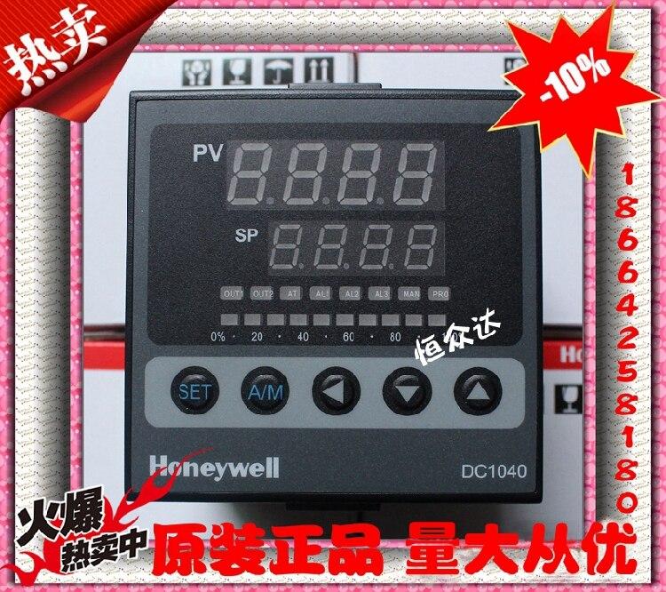 Original Honeywell Honeywell DC1040CT/CR/CL-102000-E Temperature Controller Temperature Controller original honeywell temperature controller dc1040ct 301000 e
