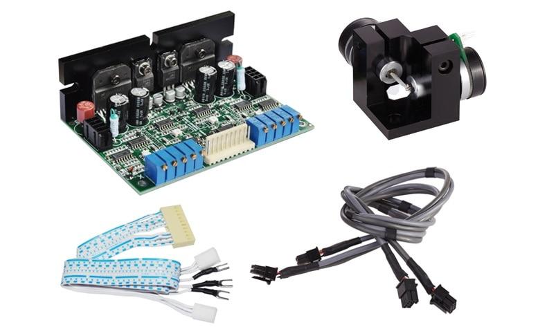 Haute qualité miroirs diélectriques 40kpps DT40 laser scanner/Scanner Galvanométrique/galvo scanner