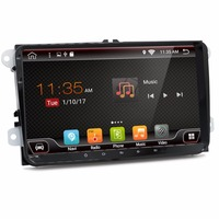 Android 6 0 Car Dvd Player Gps Two Din 9 Inch For Volkswagen VW Skoda POLO